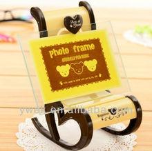D.I.Y Deck chair frame/ baby Photo Frame. Wedding Gift & Wedding Decoration