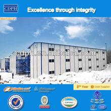 Prefab metal building ,Modular building for labor worker dormitory,army barrack