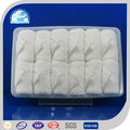 absorvente de algodão branco liso toalhas descartáveis