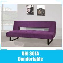 Cheap fabric click clack sofa bed