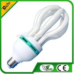 4u lotus 105W energy saving lamp economic light bulb