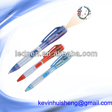Promotional logo projector ball pen/projection pen