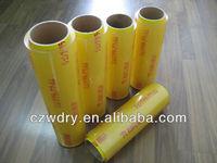 Highly Transparent PVC Cling Film