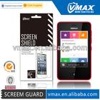 For Nokia asha 501 screen protector oem/odm (Anti-Glare)