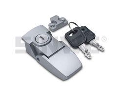 black or chrome plating zinc electronic locker lock for cabinet
