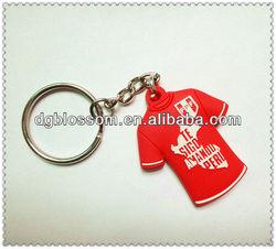 promotion key chain custom key chain MOQ 1000pcs