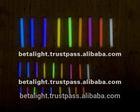 Night fishing beta lights