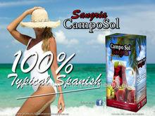 CAMPOSOL Sangria Wine 7.0% carton 12x11l