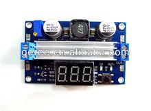 DC-DC converter 3.0-33V to 3.5-35V 5A 100W Adjustable Step up with LED display voltage