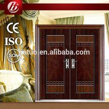 2014 Hot Sale One and half leaves Security Steel Door