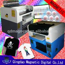 2014 Popular Free R.I.P software personalized digital black t-shirt printing machine