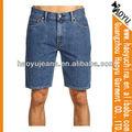 ค้าส่งสินค้าแฟชั่นราคาถูกบุรุษสูงเอวกางเกงขาสั้นผ้ายีนส์ยีนส์( hyms463)