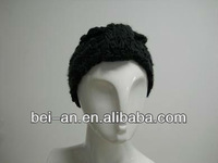 ladies fashion acrylic comfortable knitted headband
