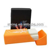 silicon cigarett case