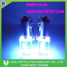 Plastic whiskey led glow ice pack light