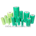 500mah N size nimh 1.2v Ni-MH rechargeable battery