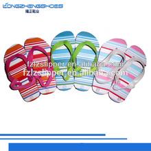 EVA printed kids baby beach sandal