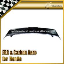 For Honda S2000 Carbon Fiber Js Racing Rear Trunk Spoiler Wing
