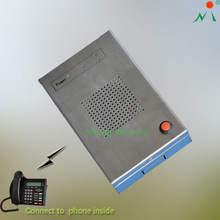 VoIP audio door phone with unlock control gsm door phone