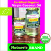 VIRGIN COCONUT OIL -