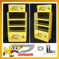 Jinbaoli exposição da loja manequim, Dobrável rack de metal