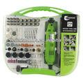 Cf1033 219 pcs velocidade variável broca mini/ferramenta rotativa em caixa de plástico( com gs/ce)