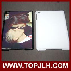 For iPad mini case sublimation blanks heat transfer