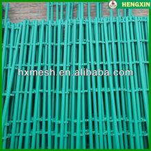 Hot Saled T Type Fence Post/pvc coating fence 1.8m/50mm mesh fence