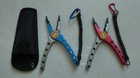 Aluminium fishing pliers,fishing lures,fishing tools