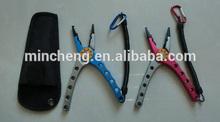 Aluminium fishing pliers,fishing lures,fishing tools