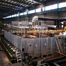 walking beam reheating furnace