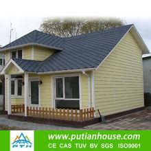 Light steel structural modular house