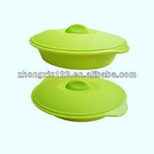 Food grade heat-resistant silicone steamer kitchenwares