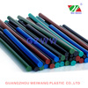 W124 colorful well hotmelt glue sticks