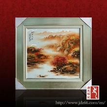 jingdezhen landscape design porcelain painting supplies