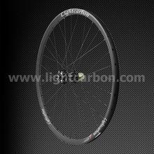 2014 LIGHTCARBON 26er tubeless pro carbon 9mm QR MTB wheels cross country mountain bike wheels