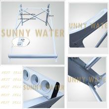 Solar Water Heater Bracket, solar geyser stand solar water tank support
