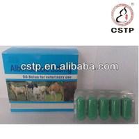 Albendazole tablet 250mg 300mg 400mg 500mg 600mg 2500mg for dogs