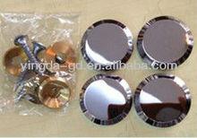 zinc alloy mirror decorative nail