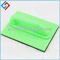 Ferramentasmanuais para construção civil 6188 gd, polimento de plástico reboco trowel