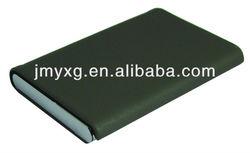 hot sale pocket cheap leather business cardholder