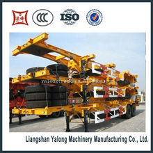 40 ton container chassis