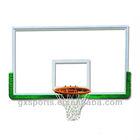 Tempered Glass Clear Basketball Backboard and Hoop JN-0705