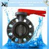 good qaulity pvc plastic butterfly valve/ PVC Butterfly Valve DN50-DN200