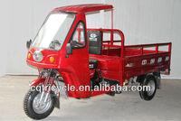 2015 New Design Driver Cabin Three Wheel Motorcycle