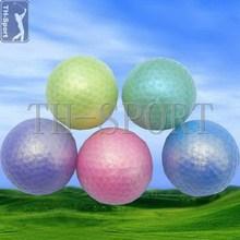 Fashionable cartoon air flow golf balls