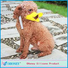 FDA silicone muzzle dog pet products
