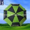 Fashionable creative good quality auto open golf umbrella