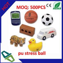 2013 Non-toxic & Hot-Sale Stress Ball / PU anti stress ball / Anti Stress Toy