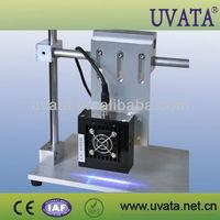 UVATA 2014 UV LED Line Light Curing System